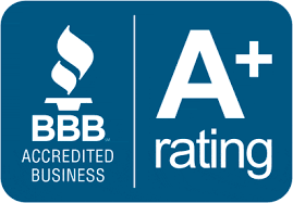 A+ BBB rating Advantage Green Solutions