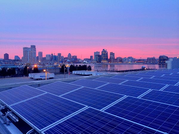 solar panels in baltimore md